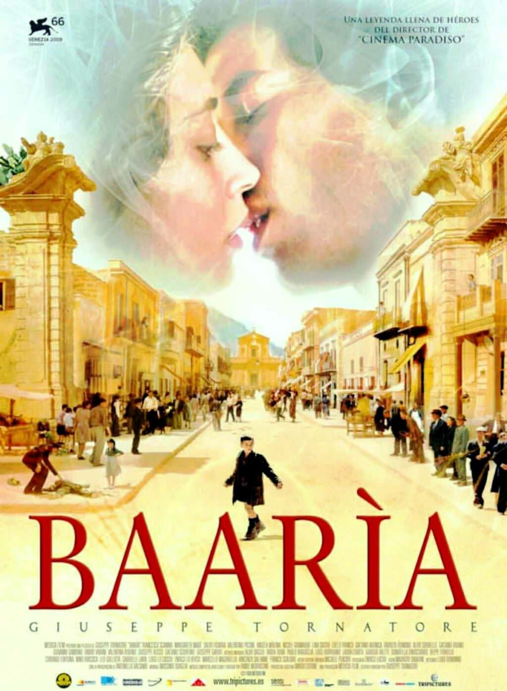 Baaria, un film racconto di un secolo di storia