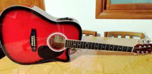 Chitarra, popolarità, diffusione e origine
