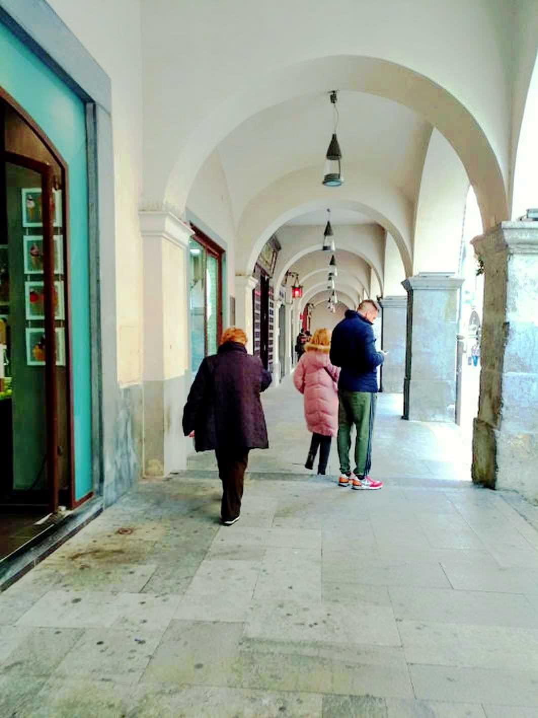 Cava dei Tirreni, in Campania,