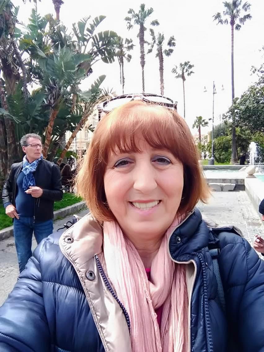 Cristina a Pompei