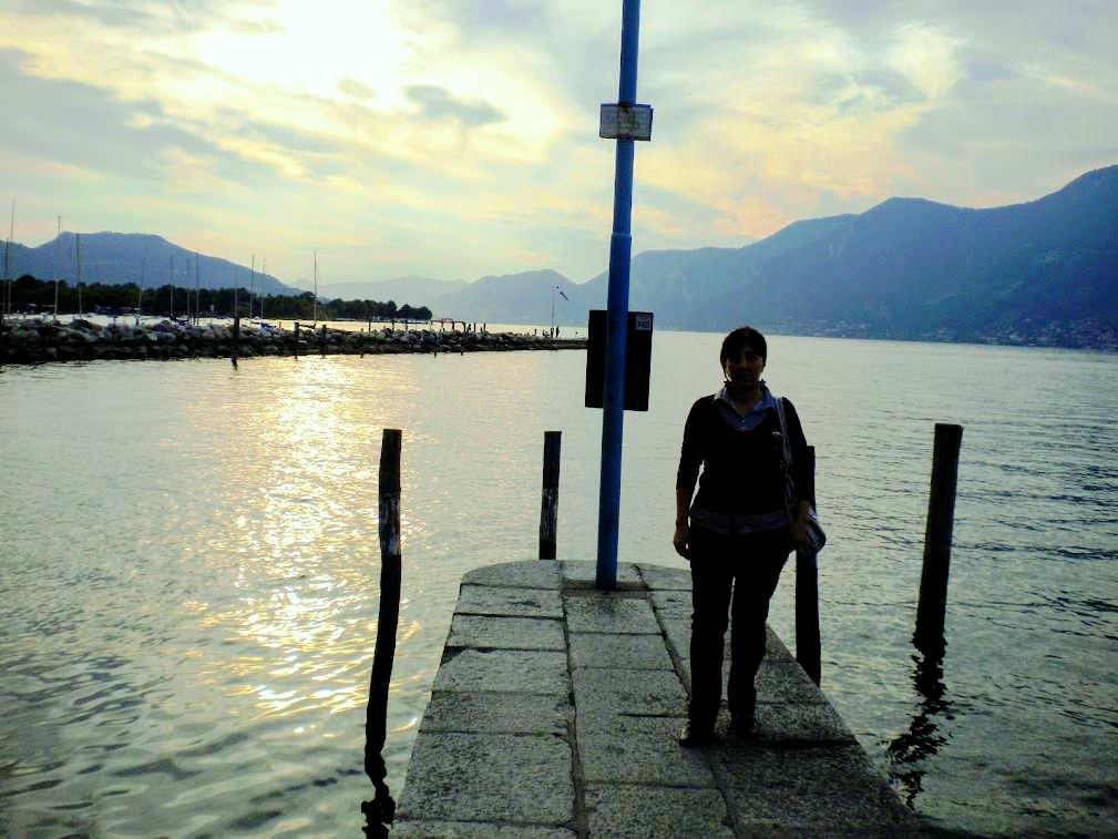 pontile a iseo 1