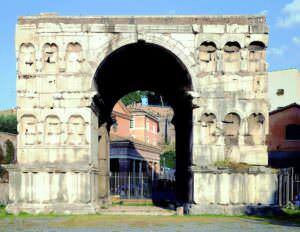 Rintraccia in città gli Archi di Trionfo!