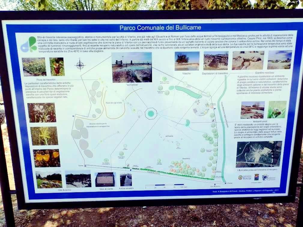 Parco Comunale del Bulicame