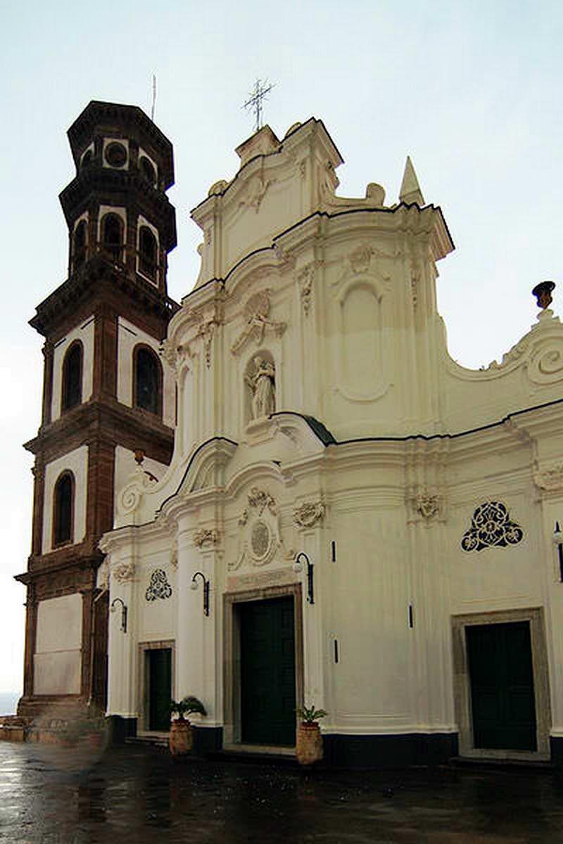 Atrani, Chiesa Collegiata di S. Maria Maddalena Penitente