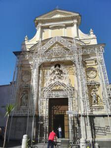 Pagani: Madonna delle Galline 2019