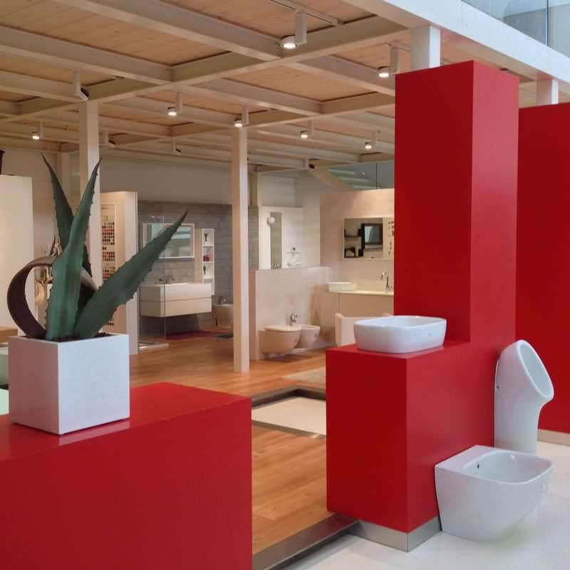 GAIVI Showroom Estetica e design in bagno