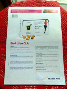 BioAttivo CLA, metabolismo sveglio e all'erta per perdita peso