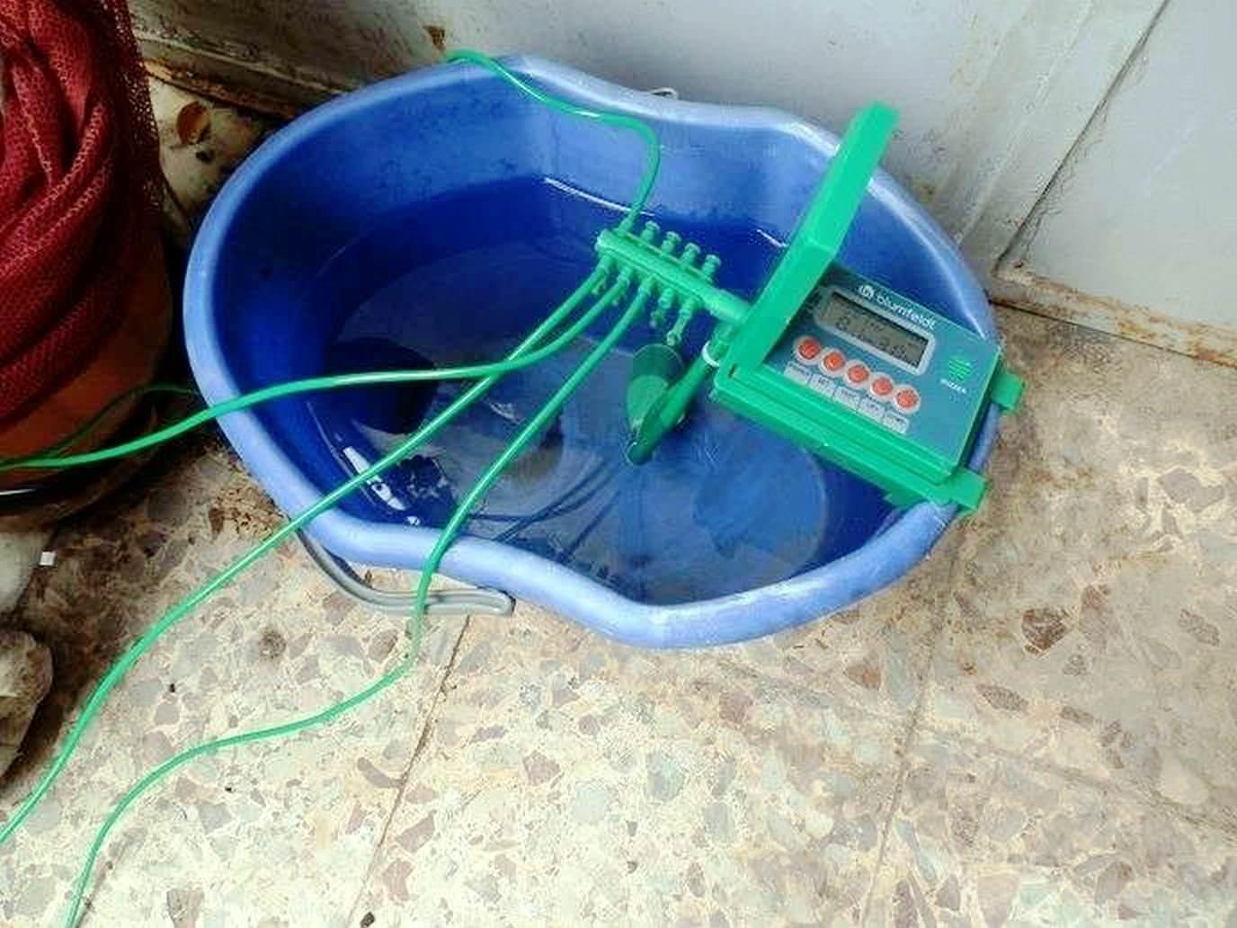 Blumfeldt Aquanova Sistema Irrigazione