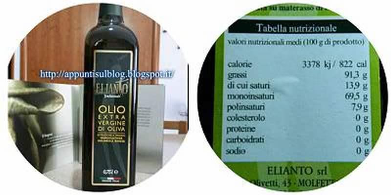Elianto olio, sapori italiani per buongustai tradizionali 2 Elianto