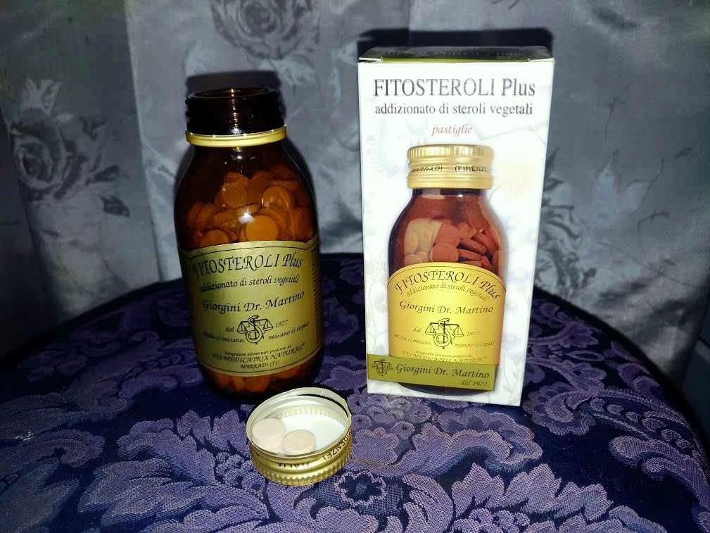 Fitosteroli e colesterolo come combatterlo