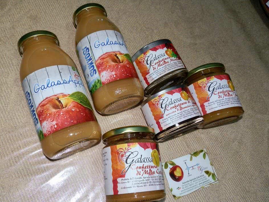 Galassa: azienda agrituristica specializzata nella coltura delle mele