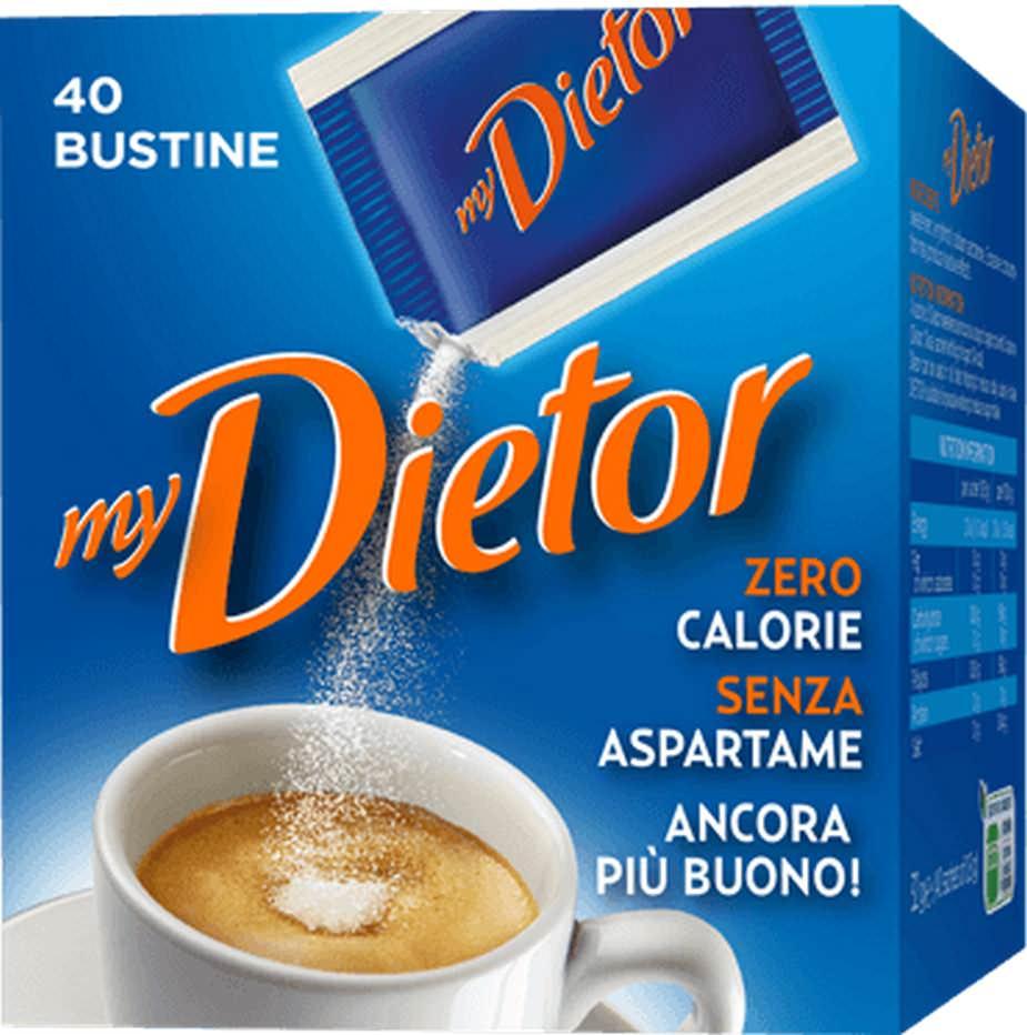 Dietor Blu: rimanere in forma a zero calorie