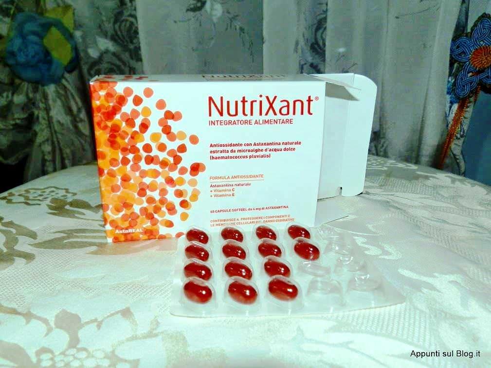 NutriXant un potente integratore Antiaging