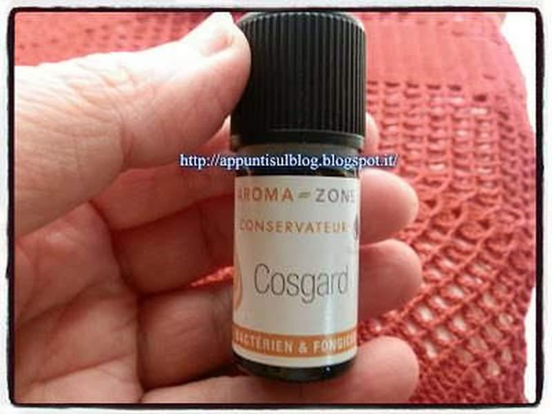 olio cosgard