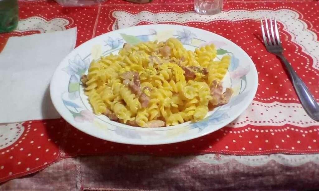 Fredda come l'insalata di pasta