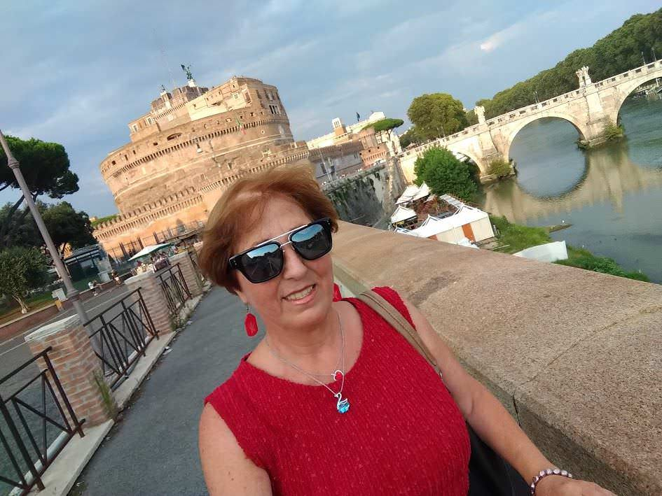 Castel S.Angelo dove si posò un Angelo, Roma