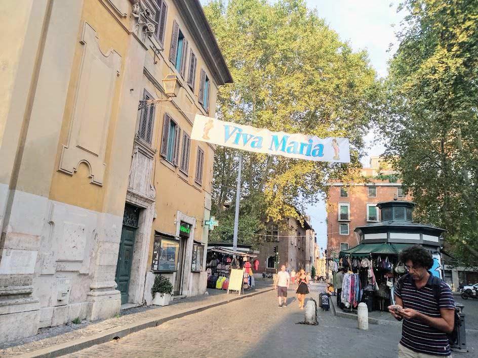 Roma capitale tour in mesi caldi 3 estate 2018