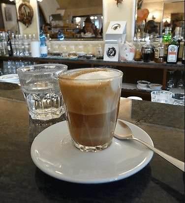 Caffè in B a Trieste