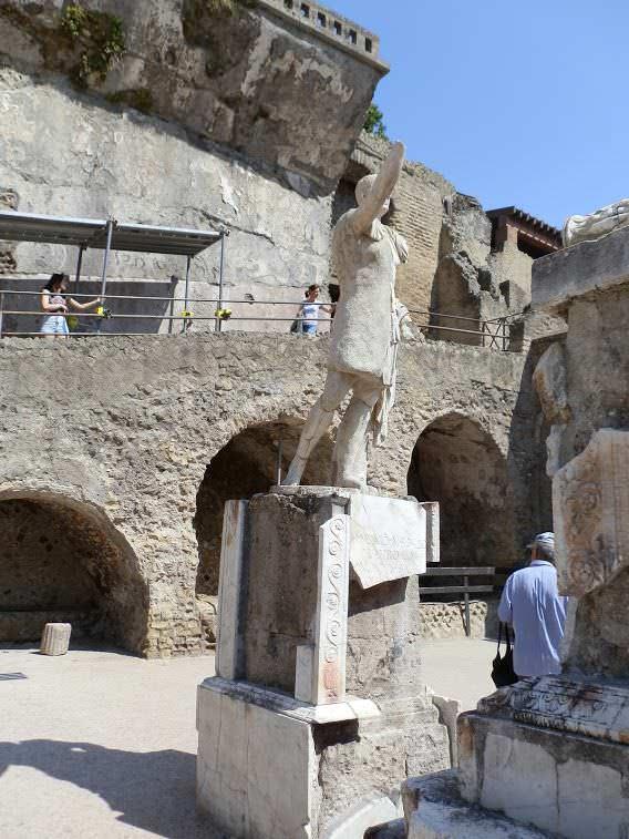Ercolano visita 13 antiche rovine
