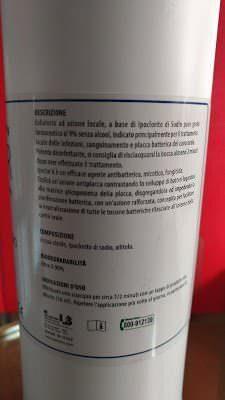 Collutorio Ipoclor per una corretta igiene orale