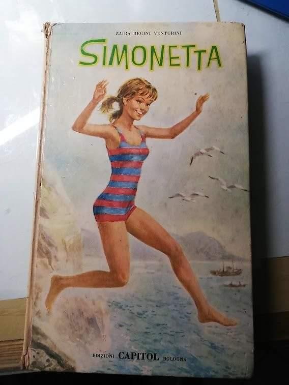 Simonetta, romanzo di Zaira R.Venturini del 1966