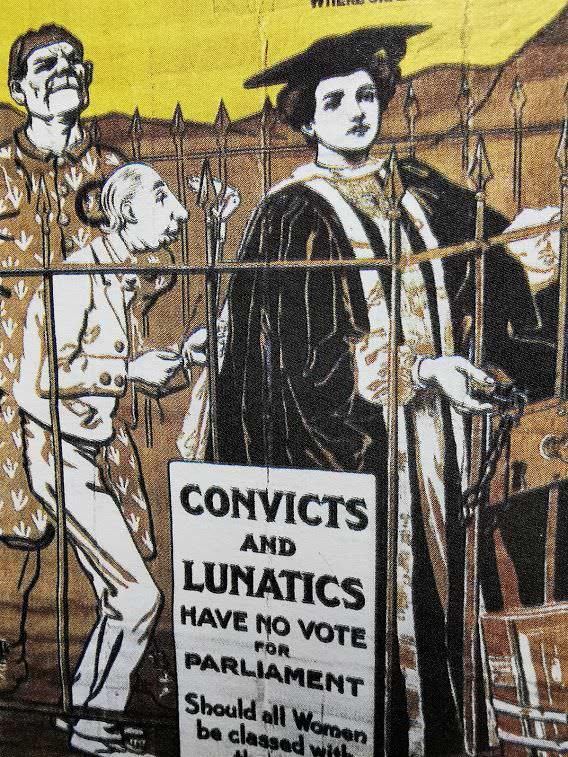 La donna nella società ottocentesca e le suffragette