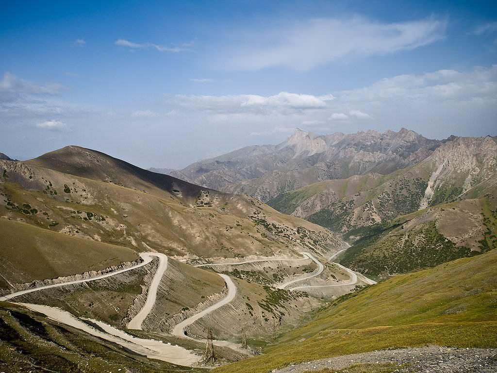 La Via della Seta dall'Asia a Roma