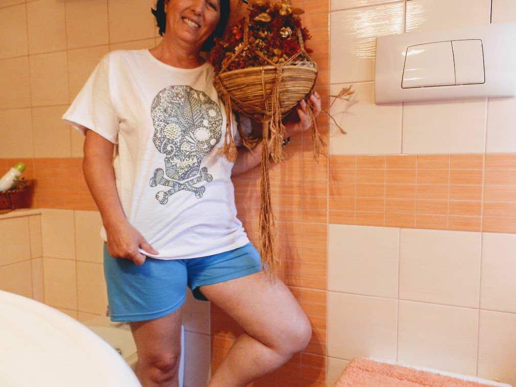Picci maglia con teschio trendy estate 2013