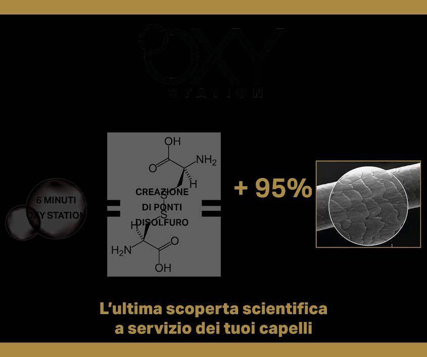 Oxy Station, ossigenoterapia per capelli sani e luminosi 6 bemuch