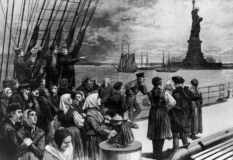 1800, alba della civiltà industriale che accorcia le distanze