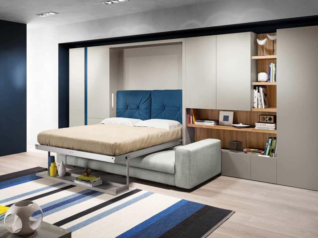 10 divani letto salvaspazio per piccoli ambienti