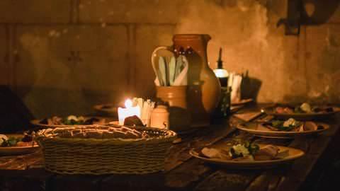 Medioevo: aspettative vita e morte delle persone