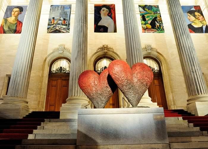 Amanti dell'Arte visiva, scopri 12 città culturali