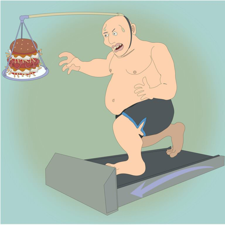 10 malattie che causano obesità e rimedi