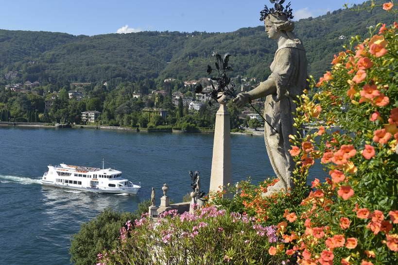 Giro del Lago Maggiore e le 3 isole Borromee