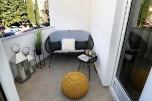 Balcone piccolo, oasi di relax. Come arredarlo?
