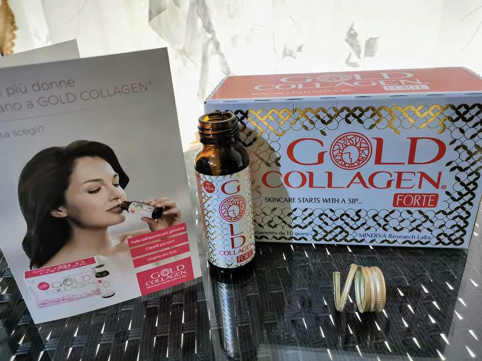 Pure Gold Collagen, Collagene liquido da bere, funziona?