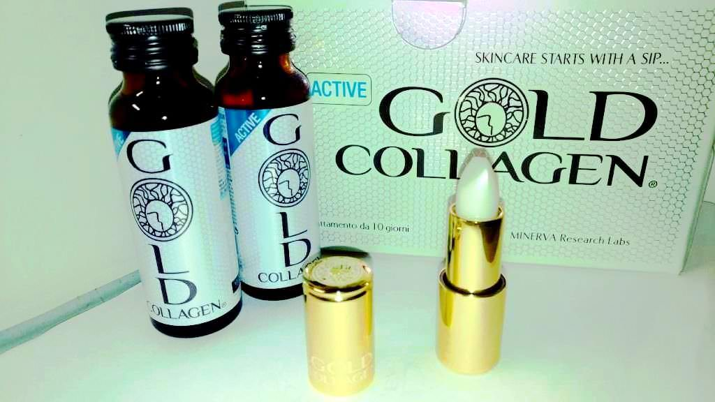 GOLD COLLAGEN® ACTIVE integratore per una vita frenetica e sana