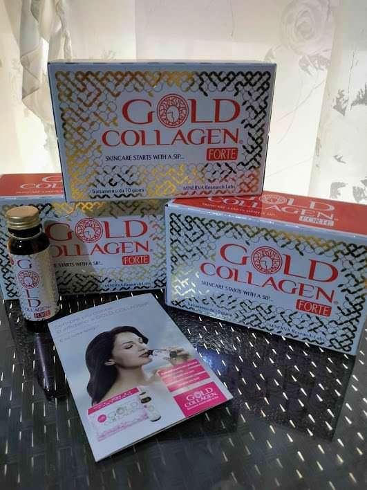 gold collagene gold forte