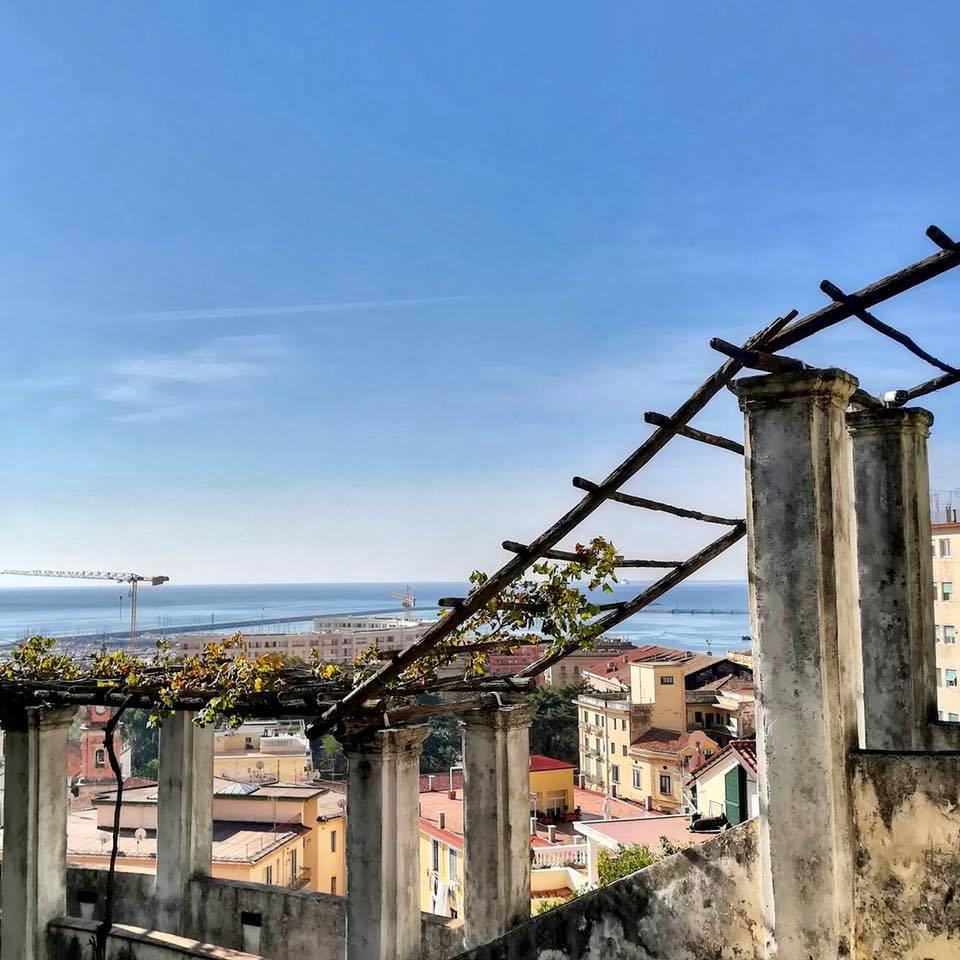 Parchi, Duomo e Castello a Salerno