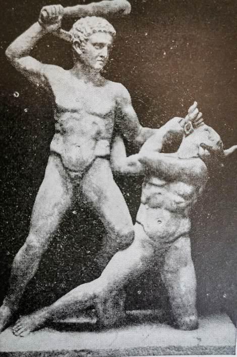 Teseo e il Minotauro per bambini fino a 6 anni