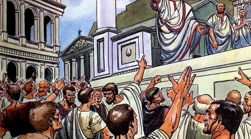 Roma tra leggenda e realtà, monarchia e repubblica
