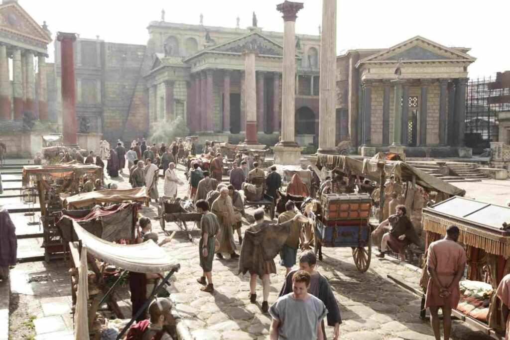 Come vivevano i Romani la vita quotidiana 1 Come vivevano i Romani