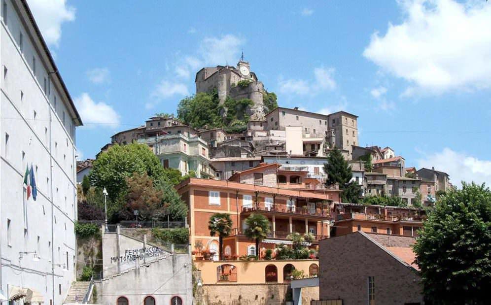 12 città da vedere vicino Roma nel Lazio meridionale
