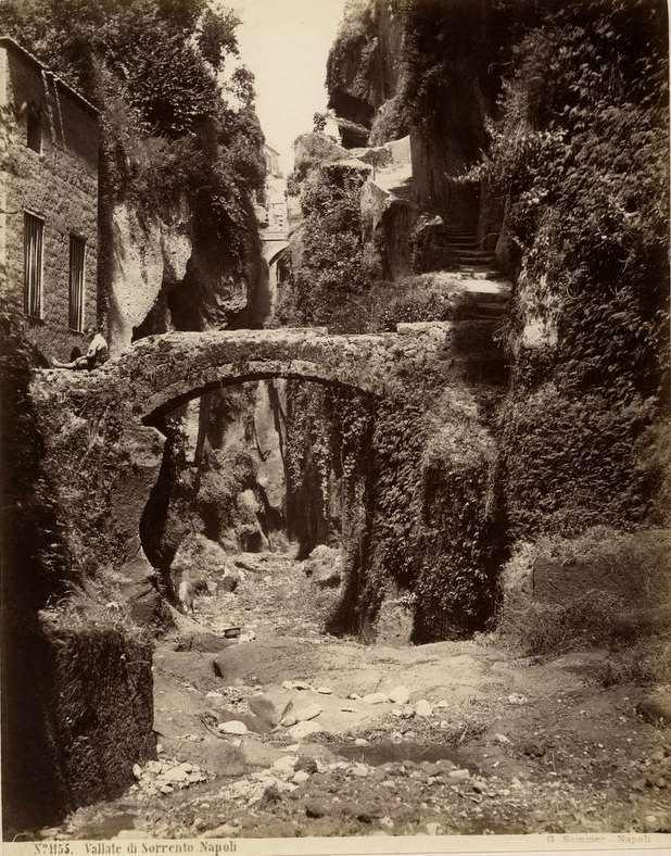 sommer giorgio 1834 1914 n 1153 vallate di sorrento napoli