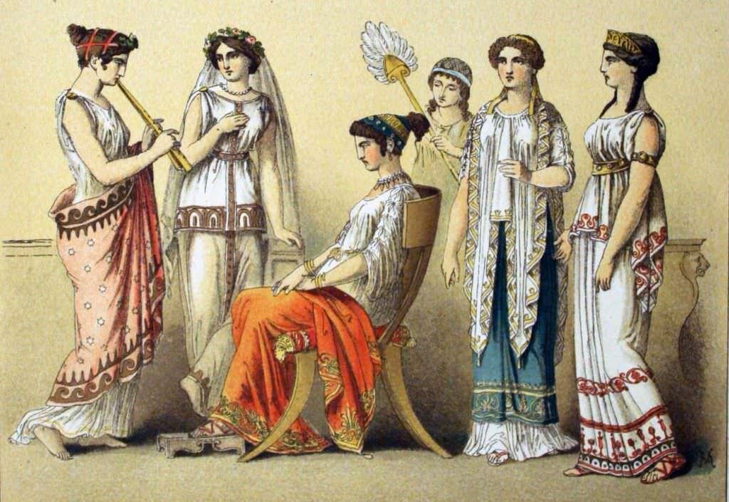Storia del Make up viaggio nel tempo