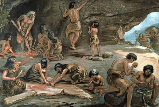 Vita quotidiana età della pietra: 7 fatti incredibili