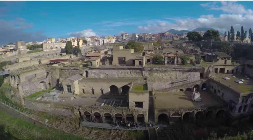 Ercolano visita 15 antiche rovine romane