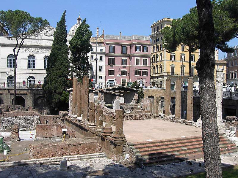 Basiliche paleocristiane e Santa Maria Maggiore a Roma.