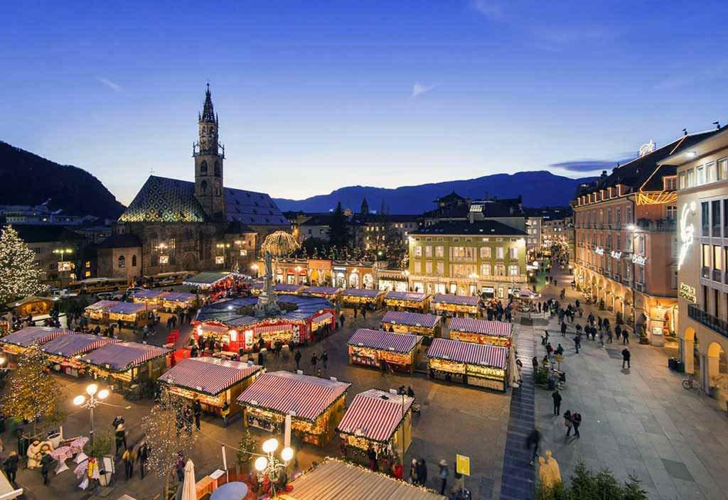 Natale posti da visitare in Italia da Nord a Sud
